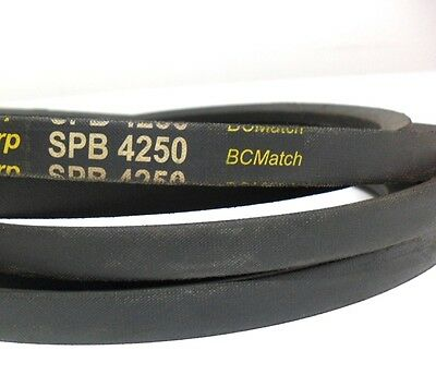 V BELT / WEDGE BELT SPB3150   16.3mm x 13mm
