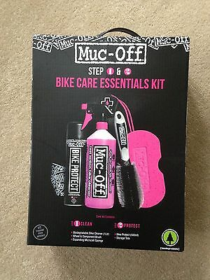 Mic-Off Bike / Motorcycle Cleaning Care Essentials Starter Kit