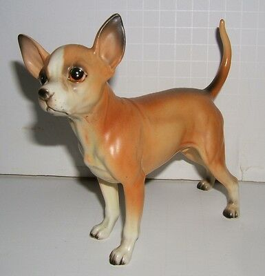 NAPCO or INARCO China Chihuahua figure  a real  BEAUTY  1960s