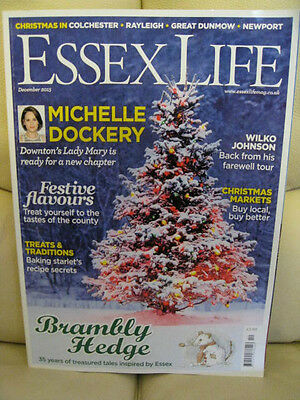 Essex Life mMagazine - December 2015 ( with 234 pages)