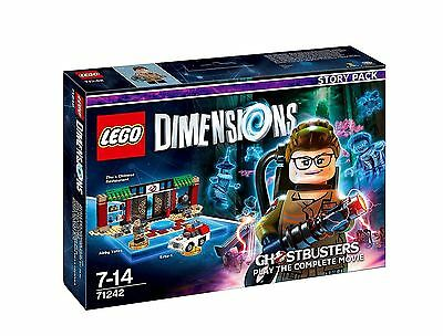 Lego Dimensions Ghostbusters Story Pack 71242 New and Sealed