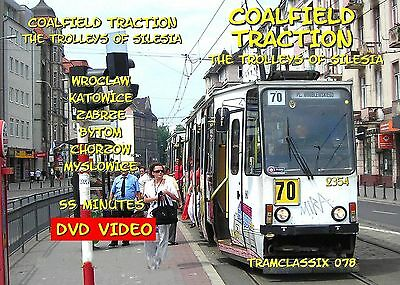 Coalfield Traction:The Trolleys of Silesia - DVD Video