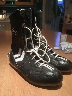 Boys Wrestling Boots