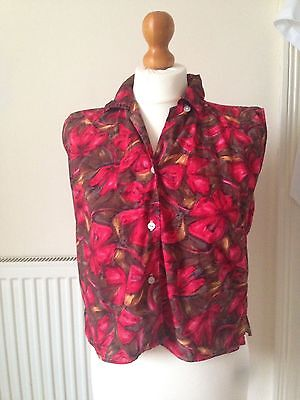 Vintage 1950s  top - fits a UK size 10/12