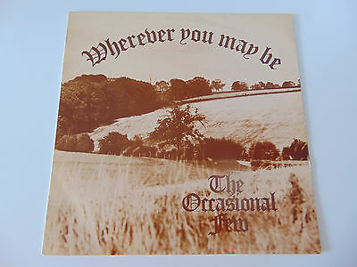RARE UK Fem Folk LP The Occasional Few - Wherever You May Be 1979