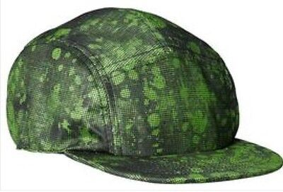 NWT Old Navy Boys Baseball Hat Cap Black Neon Green Adjustable One Size OS