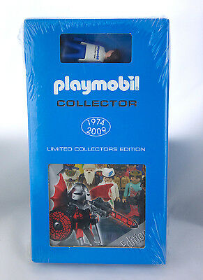 Playmobil COLLECTOR 3. Edition 1974 - 2009 Limited Edition + Special Figure !!