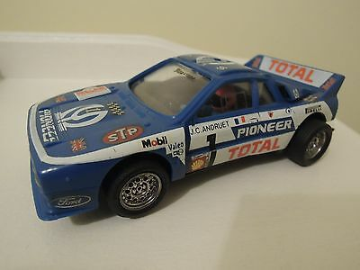 Scalextric Lancia Rally 037