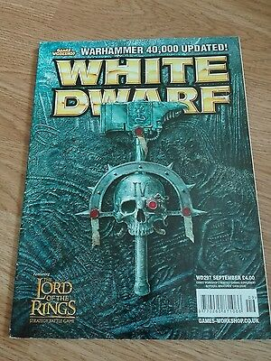 Games Workshop White Dwarf Magazine Issue 297 Lord Of The Rings
