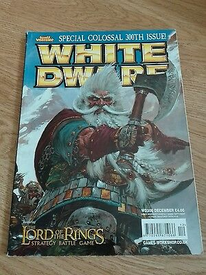 Games Workshop White Dwarf Magazine Issue 300 Lord Of The Rings