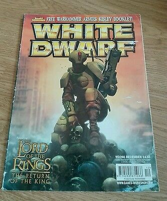 Games Workshop White Dwarf Magazine Issue 288 Lord Of The Rings