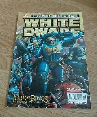 Games Workshop White Dwarf Magazine Issue 298 Lord Of The Rings