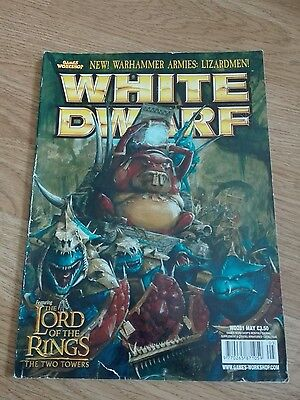 Games Workshop White Dwarf Magazine Issue 281 Lord Of The Rings