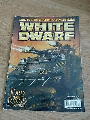 Games Workshop White Dwarf Magazine Issue 280 Lord Of The Rings