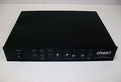 CREST CQ-900 Color Real Time Quad