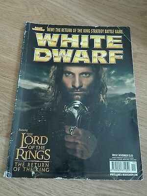 Games Workshop White Dwarf Magazine Issue 287 Lord Of The Rings