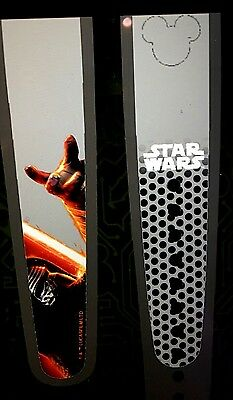 New Disney Star Wars Kylo Ren Magic Band U Pick Color  - Link It Later