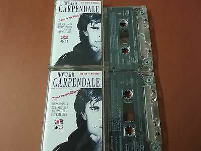 Howard Carpendale: Piano In Der Nacht: Musikkassetten Set (2 Audio Tapes): 1990