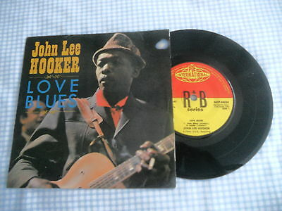 Love Blues,john Lee Hooker,1964 Pye International Label Ep,blues/r&b,ex-.