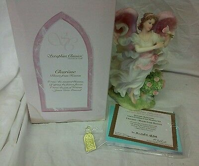 """Seraphom Classics Angel Charisse """"Bloom from Heaven"""" #81500 Excellent Condition"""