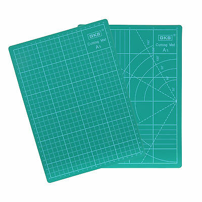 GREEN/BLACK /WHITE Self Healing 5-Ply Double Sided Durable PVC Cutting Mat