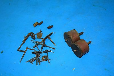 antique french clock parts 1