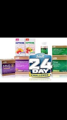 -Advocare 24 Day Challenge. FREE SHIPPING : )