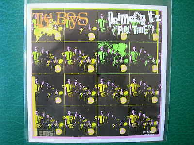 "The Boys""first Time""+2 -Super Rare 7"" Ep Spanish Pressing 1978 Punk-Clash Spain"