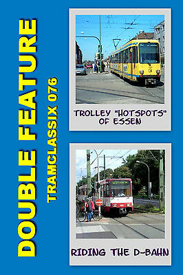 """GermanTrolley """"DOUBLE FEATURE"""" - DVD Video"""