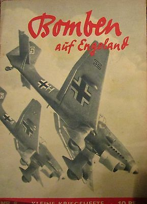 1940 german booklet Battle for Britain