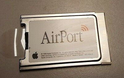 Lot of 10 Units Apple AirPort 802.11b Wireless Card iBook G4 G3