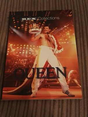NEW Queen Freddie mercury Rex collections book. Roger taylor, brian may, Deacon