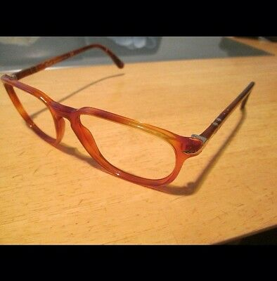 Persol Brown Sunglass Spectacle Glasses Frame