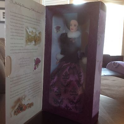 Hallmark Special Edition Holiday Homecoming 1996 Barbie #17094