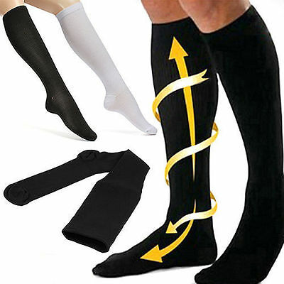 Anti-Fatigue Compression Socks Varicose Veins Flight&Travel Miracle Aching Socks