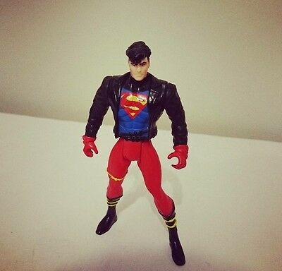 Very Rare Superboy Figure, 1995, Superman, DC Comic's, Marvel