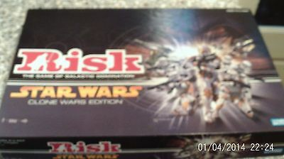 Star Wars Clone Wars Edition Risk 2006