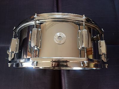 Wooding by Meazzi Hollywood Snare Drum 14 x 5,5 Vintage