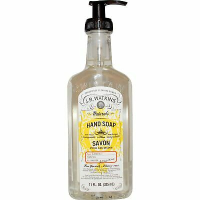 Liquid Hand Soap - Rhubarb Scent -  370 ml - Clean Day Mrs. Meyers
