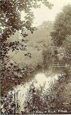Vallis Vale, FROME, Somerset RP by Bell