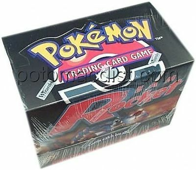Pokemon - Team Rocket Theme Deck CASE BOX SEALED ENG 4 Trouble + 4 Devastation