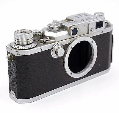 Canon IIIA Rangefinder Camera Body (with Take-Up Spool) - AS-IS