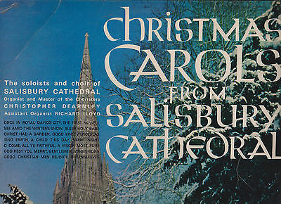 Soloists & Choir Of Salisbury Cathedral: Christmas Carols From Salisbury Cathedr