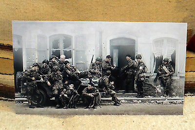 """""""Band of Brothers"""" World War 2 TV Series Tabletop Standee 10 3/4' X 6"""""""
