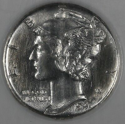 1941-S 10C Mercury Dime NGC MS 68 FB PL