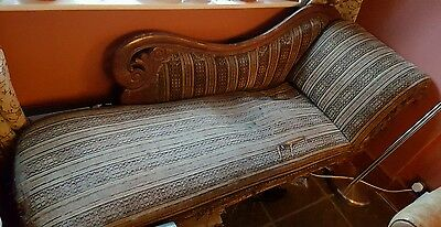 Victorian chaise longue for restoration OFFERS