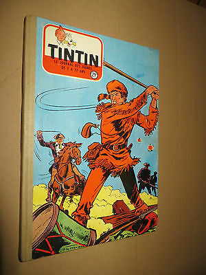 Recueil TINTIN N° 29  Reliure France SUPERBE + complet points TINTIN