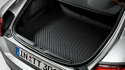 NEW Genuine Audi TT Roadster Coupe 07-14 Rear Boot Luggage Liner Tray Loadliner