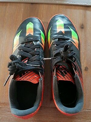 Size 3 Messi indoor soccer boots nike