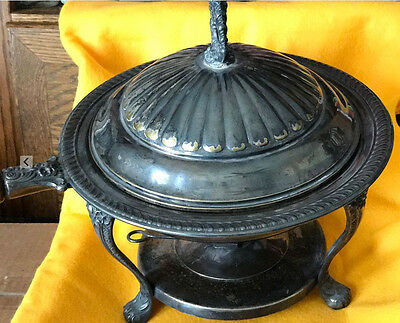 FB Rogers Silver Co. Chafing Dish #1144